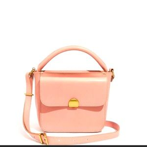 the mini abroad crossbody bag from madewell